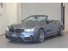 BMW M4カブリオレ の中古車 コンペティション M DCT ドライブロジック 東京都町田市 858.0万円
