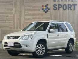 フォード エスケープ 2.3 リミテッド 4WD ユーザー買取車両 SR 革シート ドラレコ
