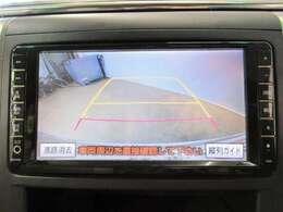 車庫入れもラクラクのバックカメラが付いて、後方確認もラクラク♪安全に車庫入れも可能です。便利な機能ですが、バックカメラを過信せず、目視もお忘れなく。