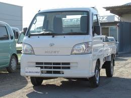 ダイハツ ハイゼットトラック 660 エアコン・パワステスペシャル 3方開 4WD 4WD パワステ エアコン 5MT