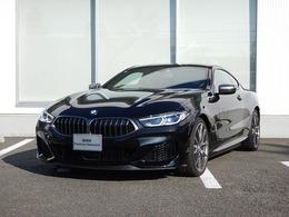 BMW 8シリーズ M850i xドライブ 4WD メリノレザーコニャック/ブラック