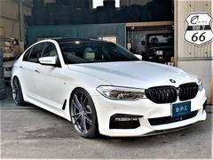 BMW 5シリーズ の中古車 530i Mスポーツ 京都府久世郡久御山町 748.0万円