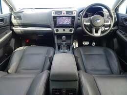 ◆前席パワー付レザーシート(運転席2メモリー) ◆OPフットイルミ ◆アルミペダル