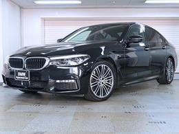 BMW 5シリーズ 530i Mスポーツ 黒革 イノベーションP 電動サンルーフ