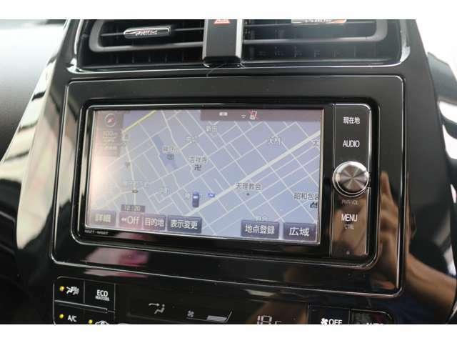 ナビも標準装備☆地デジTV、CD・DVD再生・音楽録音・Bluetooth機能付き☆高画質・高音質で快適なドライブがお楽しみ頂けます☆走行中もテレビ映ります☆