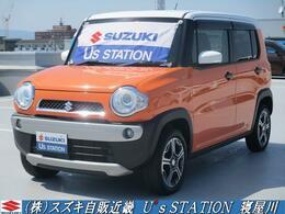 スズキ ハスラー X MR31S/フルタイム4WD/衝突軽減ブレーキ F4WD/ワンオーナー車/衝突軽減ブレーキ付き