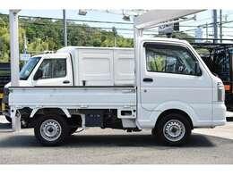 荷物を運ぶ軽トラックという基準で考えますときれいなお車です!