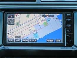 純正SDナビではワンセグTVの視聴が可能です。CD再生もできるので、お気に入りの音楽を聴きながらドライブを楽しめます!