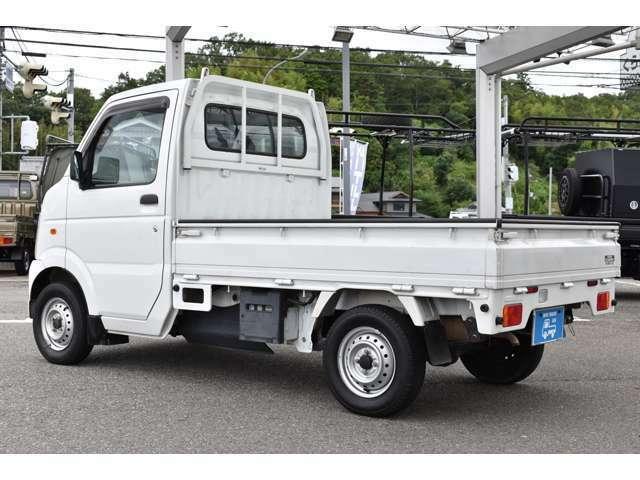軽トラック専門店のミニトラライフだからこそご提供できる車両品質ですね!