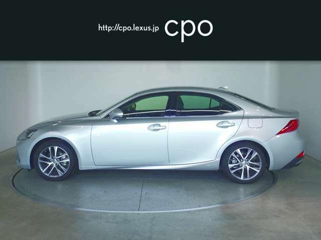 CPO(Certified Pre-Owned)とは厳しい基準をクリアした高品質の車であることをレクサスが認定し、新車を購入したオーナー様と同様のサービスを提供することをお約束する、特別な中古車です。