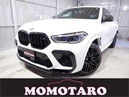 BMW X6 M 4.4 4WD Mコンペディション レーザーライト