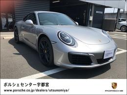 ポルシェ 911 カレラ PDK 新車保障継承 OP439