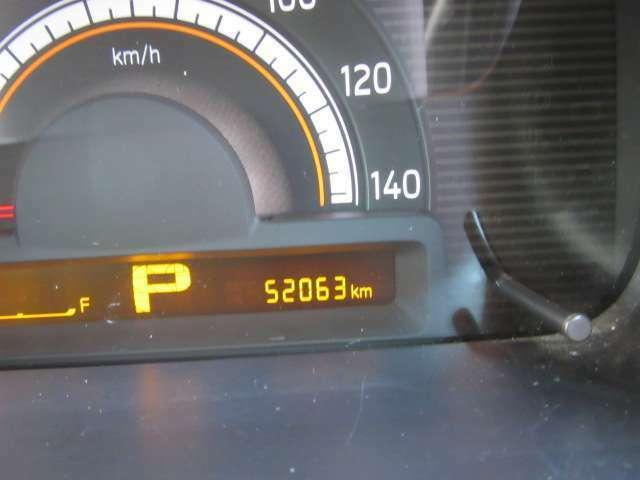 ターボエンジンで軽快に!!  走行 52000 Kmです。
