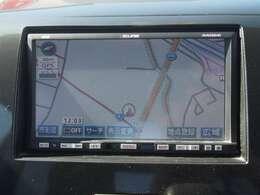 HDDナビ付です☆遠出のドライブの際も快適ですね!!