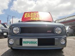 マツダ スピアーノ 660 SS ターボ ローダウン CD AW 追加メーター
