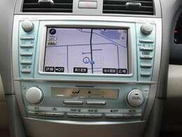 ドライブの必須装備、HDDナビ&ETC付!購入時から付いているとお得な装備ですね♪
