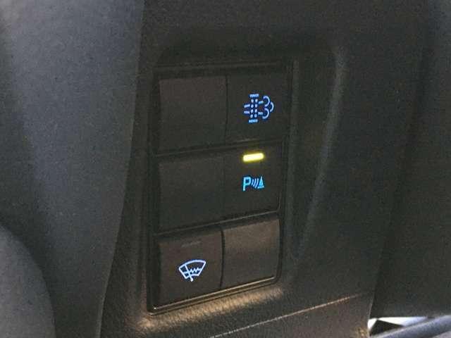 【コーナーセンサー】コーナーセンサーが装備されております。障害物が近づくと音で教えてくれます。また、近づけば近づくほど音も変わりより分かりやすくなっております。