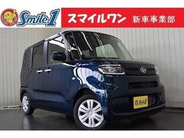 ダイハツ タント 660 X 新車/装備10点付 7型ナビ ドラレコ