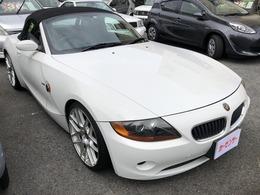 BMW Z4 ロードスター2.5i ETC ナビ キーレス 電動シート