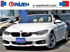 BMW 4シリーズカブリオレ の中古車 435i Mスポーツ 埼玉県入間郡三芳町 329.9万円