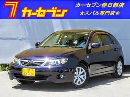 スバル インプレッサハッチバック 1.5 i 4WD 5速マニュアル車 純正ナビ DVD再生