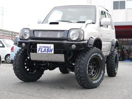スズキ ジムニー 660 XC 4WD リフトアップ&ボディリフト