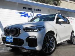 BMW X5 xドライブ 35d Mスポーツ 4WD サンルーフ 黒革 ACC ヘッドアップD