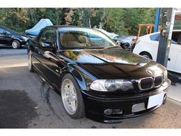 BMW 3シリーズカブリオレ 330Ci Mスポーツ 修復歴無/車検整備付/本革シート/ETC
