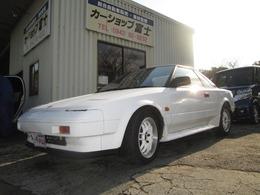 トヨタ MR2 1.6 Gリミテッド 5速マニュアル エアコン CD PW