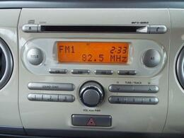 ラパン専用CD/ステレオ付き!その他社外ナビ・オーディオの取り付けも承ります!