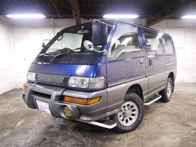 デリカスターワゴン入荷!BTオリジナル前のベース車両なのでお好みのスタイルにカスタムが可能です。