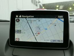 マツダコネクトナビ・地デジ・DVD再生・Bluetooth・バックカメラ