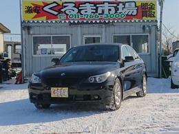 BMW 5シリーズ 525i ハイライン 16AW・革シート