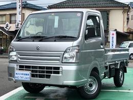 スズキ キャリイ 660 KCエアコン・パワステ 3方開 届出済未使用車/車検令和3年5月/記録簿