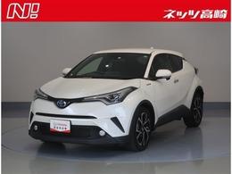 トヨタ C-HR ハイブリッド 1.8 G LED エディション シートヒーター