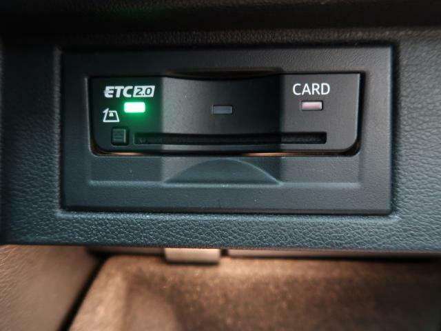 ◆純正ビルトインETC2.0『ETC2.0(DSRC車載器)を搭載しています。御納車時には再セットアップを実施。マイレージ登録に関してもお気軽に担当営業までお尋ねくださいませ。』