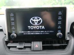 純正ディスプレイオーディオ装着車両☆ナビ機能やTV機能などお好みに合わせて設定が出来ます♪