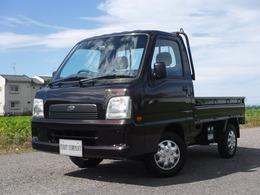 スバル サンバートラック 4WD 三方開き(5速・AC・PS付)
