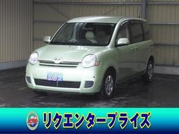 トヨタ シエンタ 1.5 X キーレス/ナビ/ワンセグ/CD/AUX/ETC