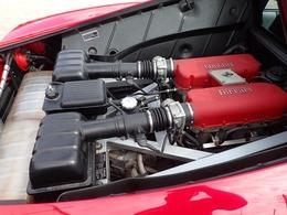 車両型式:-F360- エンジン型式:F131 エンジン形状:V8 40バルブ 排気量:3.58L 燃料:ガソリン 400馬力 駆動方式:MR(ミッドシップ)