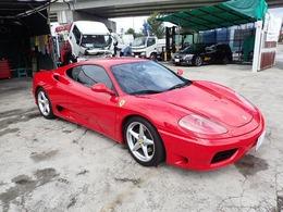 フェラーリ 360モデナ H12 マニュアル車 並行輸入 走行4.2万km F360