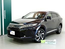 トヨタ ハリアー 2.0 ターボ プレミアム 禁煙車 純正ナビ