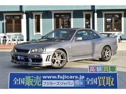 日産 スカイラインクーペ 2.5 25GTターボ TEIN車高調 3連メーター 柿本マフラー