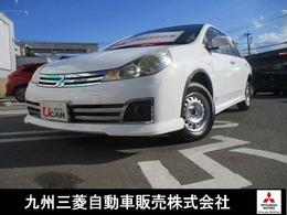 三菱 ランサーカーゴ 1.6 16G 4WD USB付 ナビ エアロ スポイラー付