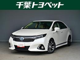 トヨタ SAI 2.4 G ウェルキャブ 助手席リフトアップシート車 Aタイプ メモリーナビ・フルセグTV装備
