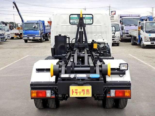 コンテナ専用車 アームロール 運転席エアバック ABS