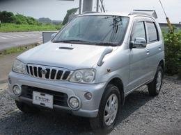 ダイハツ テリオスキッド 660 CX 4WD 車検2年受渡 5MT