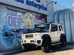 スズキ ジムニーシエラ 1.5 JC 4WD OEP Gminiフル コンプリートカー 未使用車