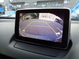 純正ならではの高画質のバックカメラ付!苦手な駐車をサポート致します!