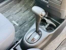 限定免許の方でも運転できるAT車!